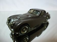 WESTERN KITS WRK3 METAL KIT (built) JAGUAR XK 120 MONTLHERY - 1:43 - GOOD