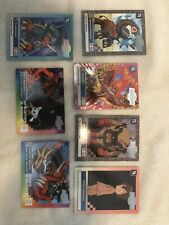 2000 Digimon Series 2 Trading Cards Lot(7) Upper Deck