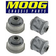 NEW Set of 4 Front Lower Control Arm Bushings Front & Rear Positions MOOG