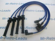 BLUE 8MM PERFORMANCE IGNITION LEADS RENAULT CLIO MK11 2.0 16V SPORT FIAT PUNTO