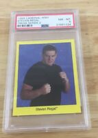 Steven Regal Cardinal Trivia Series 2 1999 Wwf Card Psa Graded 8 pop 1