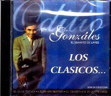 ODILIO GONZALEZ - EL JIBARITO DE LARES - LOS CLASICOS (EXITOS VOL.1) - CD