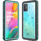 For Samsung Galaxy A51 4G Waterproof Snowproof Shockproof Full Case Cover IP68