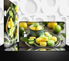 Coque Design Samsung Galaxy S2 MACARONS - Réf 06