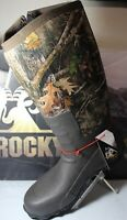 Rocky Core Rubber Waterproof Outdoor Men's Camo Boot, RKS0400AC