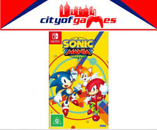Sonic Mania Plus Nintendo Switch Brand New & Sealed In Stock