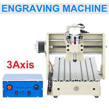 2015T CNC Router Kit 3 Axis Wood Carving Engraving Machine PCB Milling 300W USA