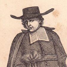 Chanoine Saint Cosme les Tours Indre et Loire Prieuré de Ronsard 1838