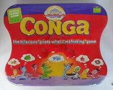 Cranium Conga Guess What I'm Thinking Family Fun Party Game Electronic Tin Box