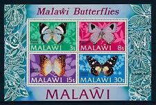 [50745] Malawi 1973 Butterflies Schmetterlingen Papillons MNH
