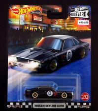 Hot Wheels Boulevard 2020 Nissan Skyline C210 #20 Premium