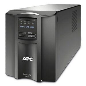 APC SMT1500I - Smart-UPS 1000/1500VA LCD 230V Tower (2016) - New