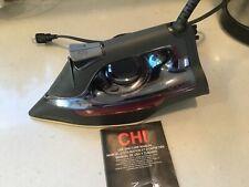 New listing Chi Profesional Steam Iron, model13104, 1700 watts