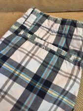 Boys Old Navy Adjustable Shorts.    Blue/White—-Size 16