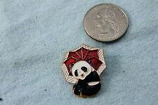 LAPEL PIN PANDA BEAR