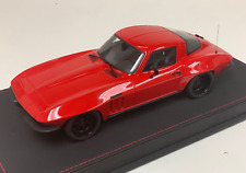 1/18 GT Spirit Chevrolet Corvette C2 Stingray Optima Ultima in Red GT266 Custom