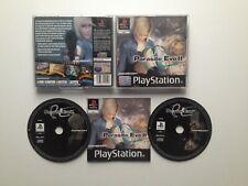 Parasite Eve II  (UK PAL, CIB) - Sony PlayStation 1 / PS1 / PSX