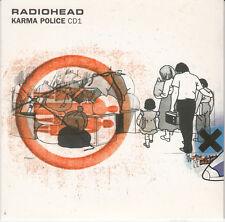 RADIOHEAD Karma Police 2-CD single set NEW/UNPLAYED