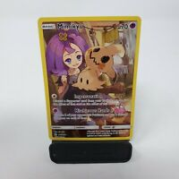 Mimikyu Full Art 245/236 Secret Rare Cosmic Eclipse Pokemon Card NM