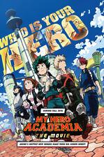 Posters USA - My Hero Academia Movie Poster Glossy Finish - MCP757