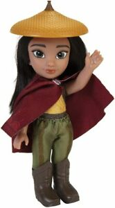 "Disney Raya And The Last Dragon Petite Raya 6"" Doll Jakks Pacific Toy NIB"