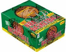 1987-88 FLEER BASKETBALL UNOPENED WAX BOX 36 PACKS 2ND YEAR JORDAN BBCE