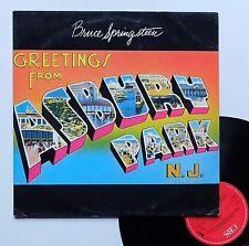 """Vinyle 33T Bruce Springsteen  """"Greetings from Asbury park, N.J."""""""