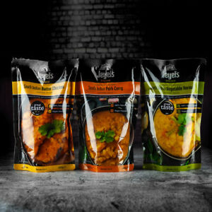 Chilli Curry Sauce - South Indian Cooking Sauce 5 Selection - Jeyels