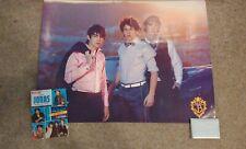 Jonas Brothers: Jonas(DVD, 2009); Light Blue Wallet & Poster