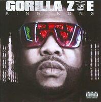 New: Gorilla Zoe: King Kong  Audio CD