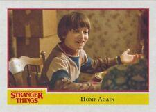 #100 Home Again WILL 2018 Topps Stranger Things Season 1