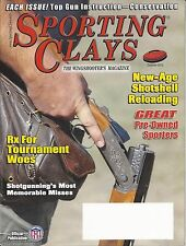 SPORTING CLAYS The Wingshooter's Magazine October 2012