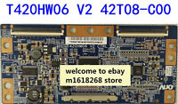 T-Con Board  T420HW06 V2 CTRL BD 42T08-C00 AUO samsung For 42'' TV  42T08-C00