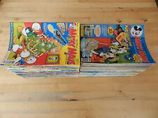 166 Micky Maus Hefte Walt Disney Comics Comic Sammlung 1977 - 2011 Nr. 517