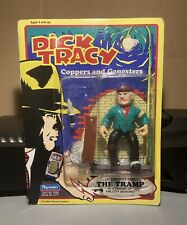 New Dick Tracy Steve The Tramp Vintage Action Figure Playmates 1990 Unpunched