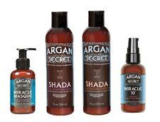 ARGAN SECRET Shampoo/Conditioner/Miracle 10/Masque Treatment 4 Dry Damaged Hair