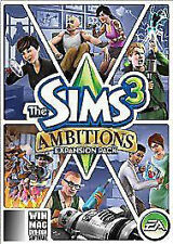 The Sims 3: Ambitions (PC: Windows, 2010)