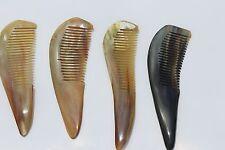 Antistatic Natural Bufallo Horn Hair Comb Women Accessories Hair Care