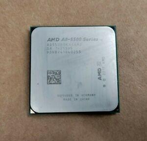 AMD A8-5500 Series A8 5500B QuadCore 3.2GHz FM2 Processor CPU AD550BOKA44HJ