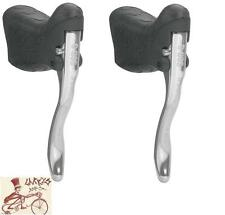 CANE CREEK SCR-5 AERO DROP BAR SILVER ROAD BICYCLE BRAKE LEVERS