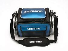 Shimano BOR100MNV Borona Tackle Bag With Utility Boxes Size - Medium
