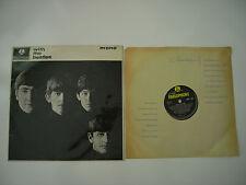With The Beatles Mono LP EMI PMC 1206 Original Label, Excellent Vinyl Plays A1+