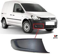 Für VW Caddy 10-15 Neu Vordere Stoßstange Nebelscheinwerfer Abdeckung Gitter