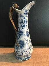 Personaje bronce cerámica ánfora garrafa sirena de bronce Antik-estilo mod. 2