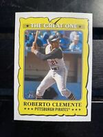 2021 Topps Heritage The Great One Roberto Clemente Pittsburgh Pirates #Go-3