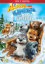 Alpha and Omega: The Big Fureeze (DVD, 2016)