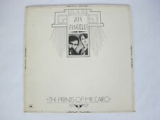 Jon And Vangelis - The Friends Of Mr. Cairo LP VG PD-1-6326 1981 Vinyl Record