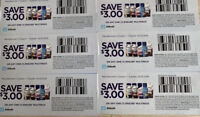 Ensure Coupons $3.00 Off Multipack- 25 Coupons $75 Value Exp 1/1/2020