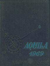 REPRINT: 1969 East Forsyth High School Yearbook - Kernersville North Carolina