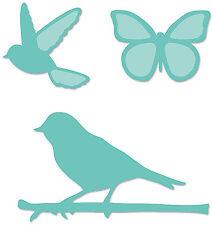 Birds & Butterflies Kaisercraft Decorative Die for Cardmaking,Scrapbooking, etc